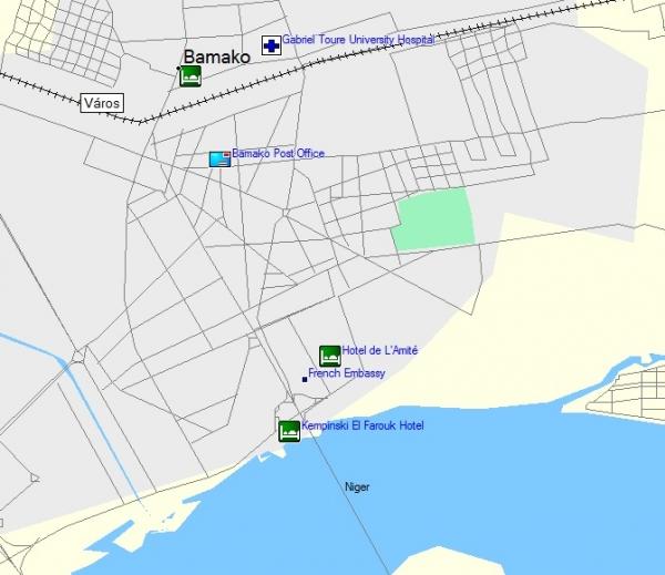 budapest bamako térkép Budapest Bamako Térkép   WorldGate budapest bamako térkép